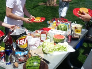 Colorado Picnic BBQ