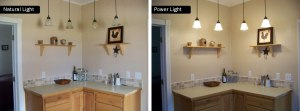 Lighting on Real Estate Photos
