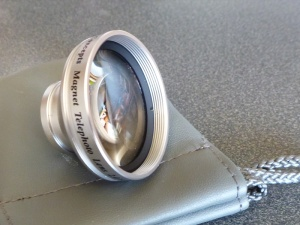 Detachable Magnetic Wide Angle Lens