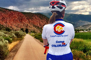 ColoProperty.com bike jersey