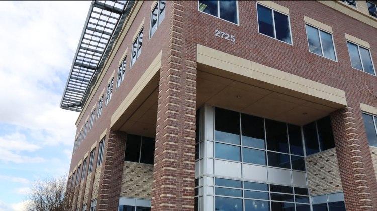 IRES Building front
