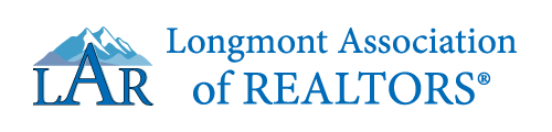 Longmont Association of Realtors logo.