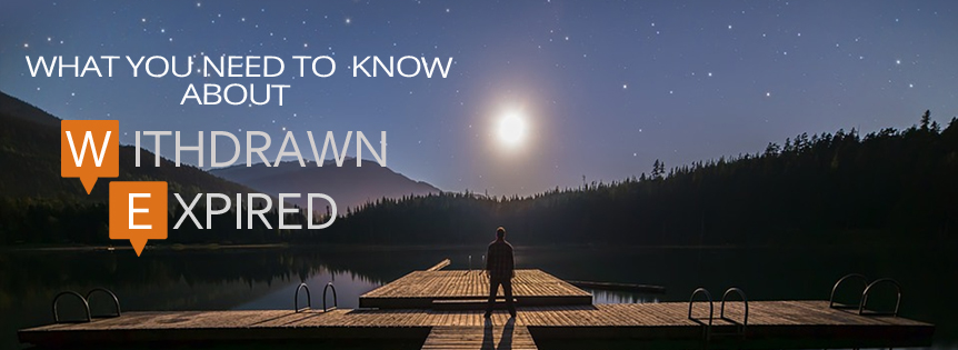 Image of a person standing on a deck that leads into a lake surrounded by trees and looking at a full moon surrounded by stars.